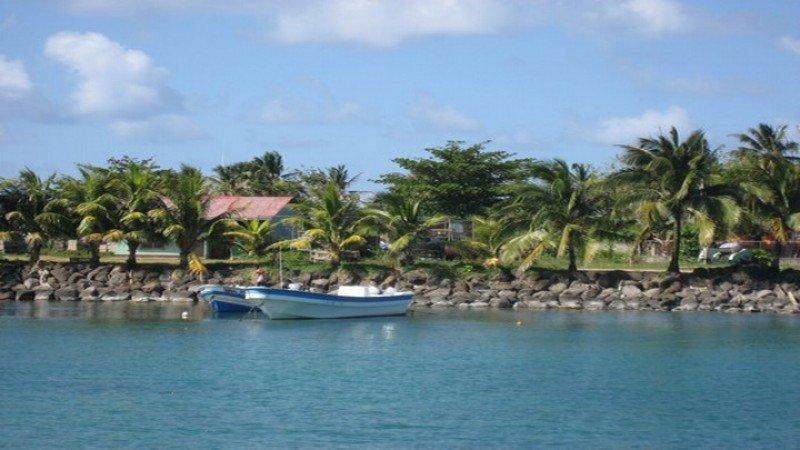 Las islas serán construidas frente al puerto de Bluefields.