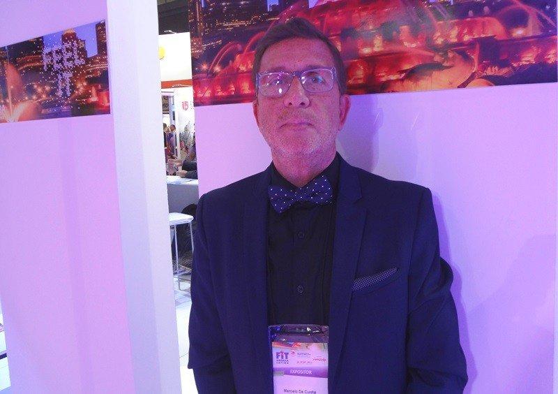 Marcelo Da Cunha, director de Visit USA Committee Argentina-Uruguay.