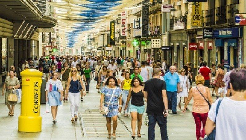 El gasto relativo de los turistas extracomunitarios en España es mucho más bajo al que hacen en otros destinos. #shu#