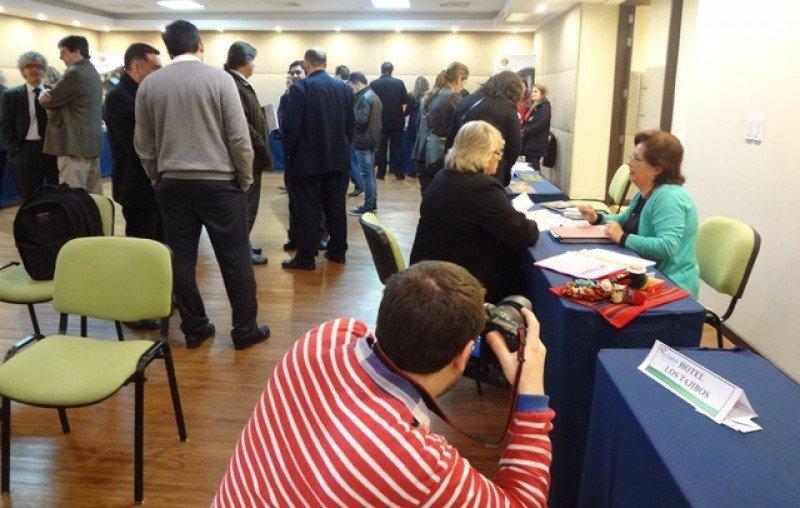 Workshop en Montevideo con representantes de 14 empresas de Bolivia.