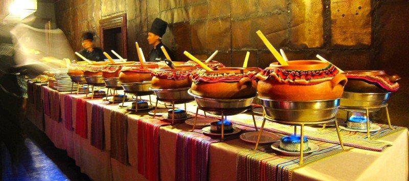 Perú mejor destino culinario de América del Sur.