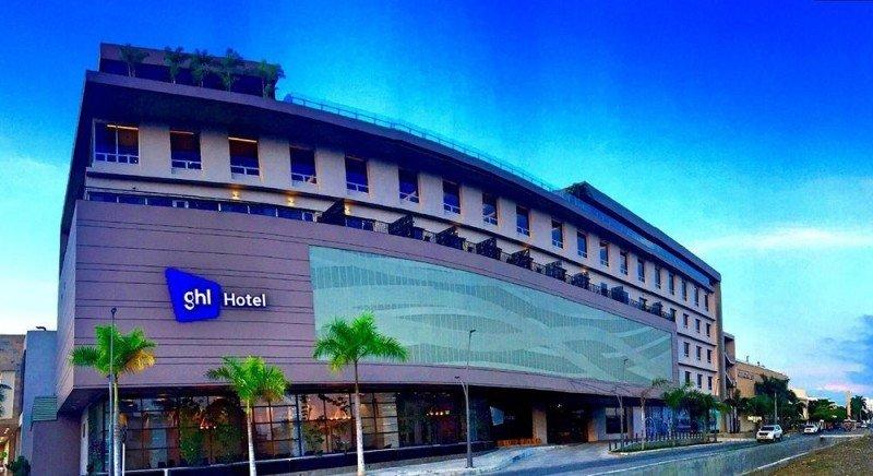 El GHL Montería es el hotel más nuevo de la cadena colombiana.