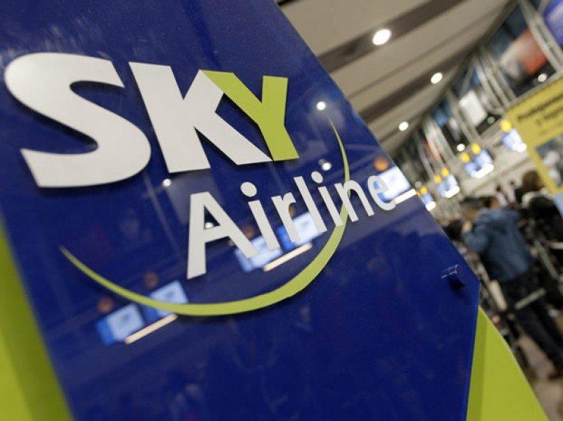 Sky Airline cierra su ruta Santiago-Sao Paulo