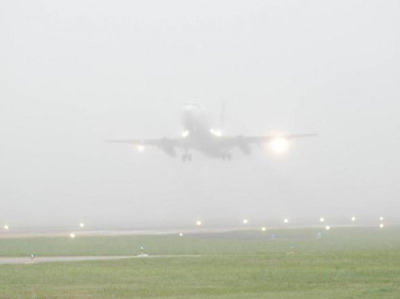 Por niebla desvían vuelos de Carrasco a Ezeiza