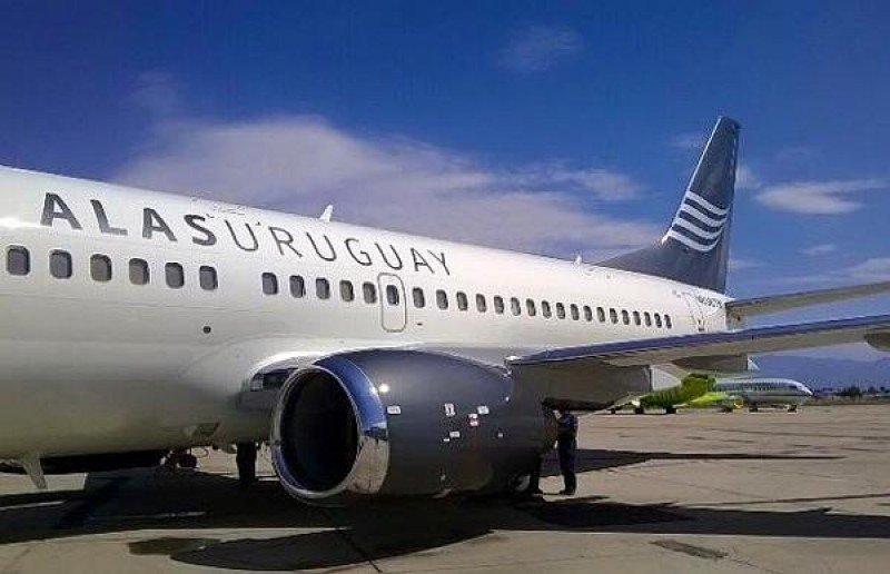 Alas Uruguay cumplió satisfactoriamente sus tres vuelos de certificación