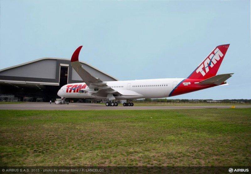El Airbus A350 XWB permitirá reducir frecuencias en algunas rutas manteniendo la capacidad.