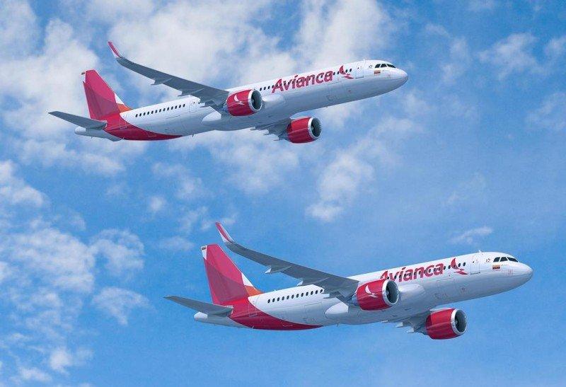Pasajeros de Avianca crecieron 8,6% en primeros tres trimestres