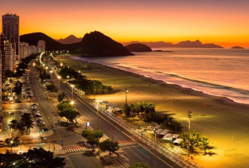 Rio de Janeiro saltó del quinto lugar al primero entre los destinos más buscados.