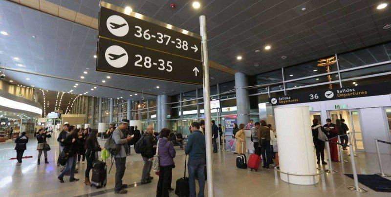 Aeropuerto Internacional ElDorado (Bogotá).