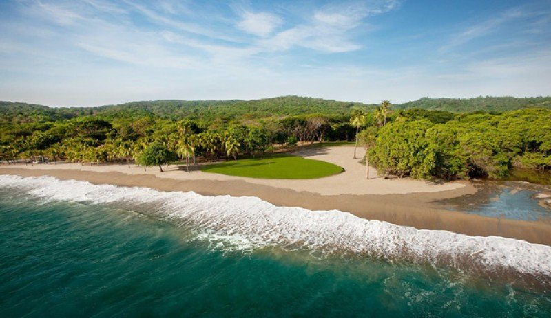 Costa Dorada, un destino que Nicaragua espera potenciar con nuevas infraestructuras para el turismo de primer nivel.