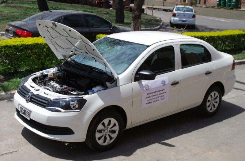 San Miguel de Tucumán pondrá en marcha primer taxi con Bioetanol.