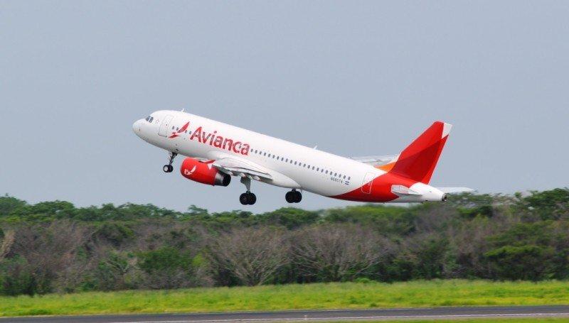 Crece 17% anual la ruta Montevideo-Lima de Avianca