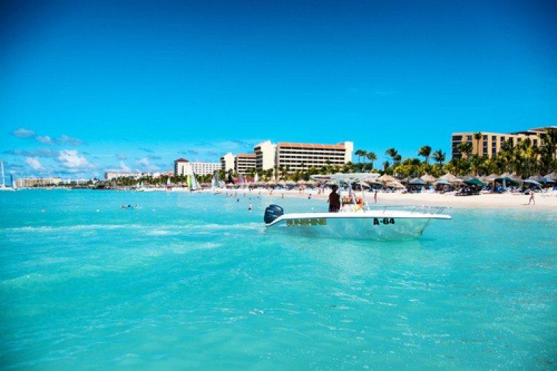 Aruba es uno de los destinos con mayor crecimiento de la región. #shu#