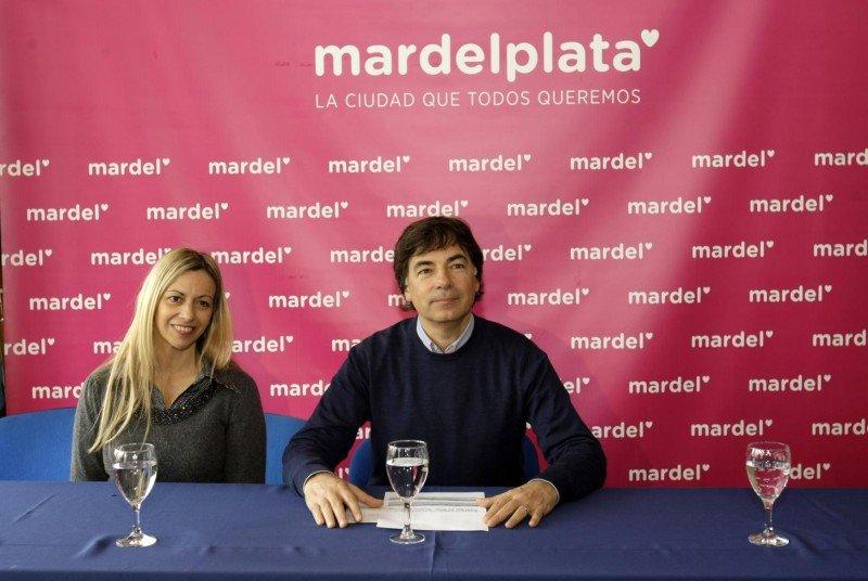 Pablo Fernández, presidente de Turismo Mar del Plata, confirmó los nuevos vuelos.