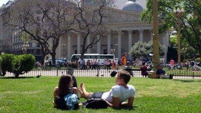 La ciudad de Buenos Aires se encuentra segunda en reservas.