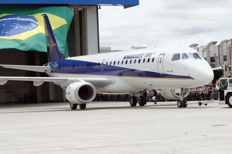 Embraer con pérdidas de US$ 42 millones hasta septiembre