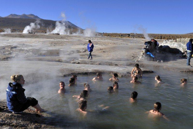 Atacama, uno de los destinos emblemáticos que Chile procura impulsar. #shu#