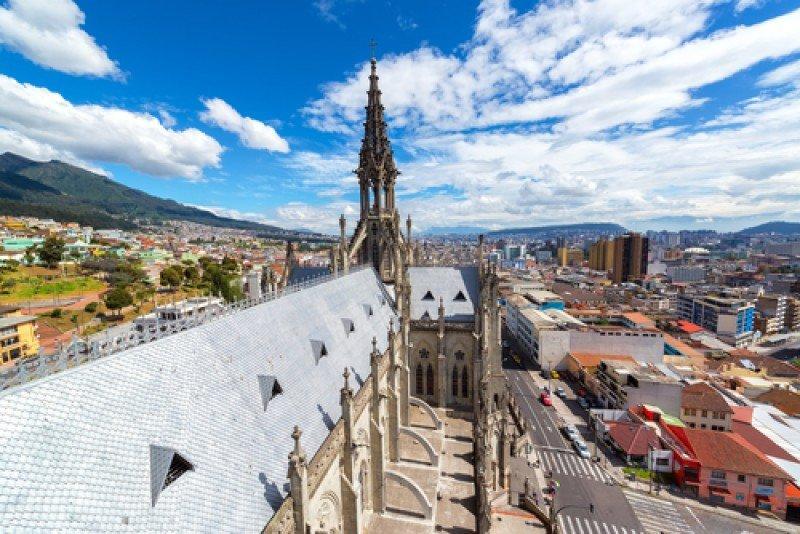 La combinación de tradición y modernidad sustenta la elección de Quito. #shu#