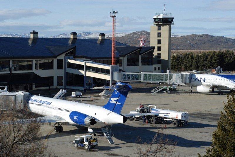El Aeropuerto de Bariloche fue el que mas creció en septiembre.