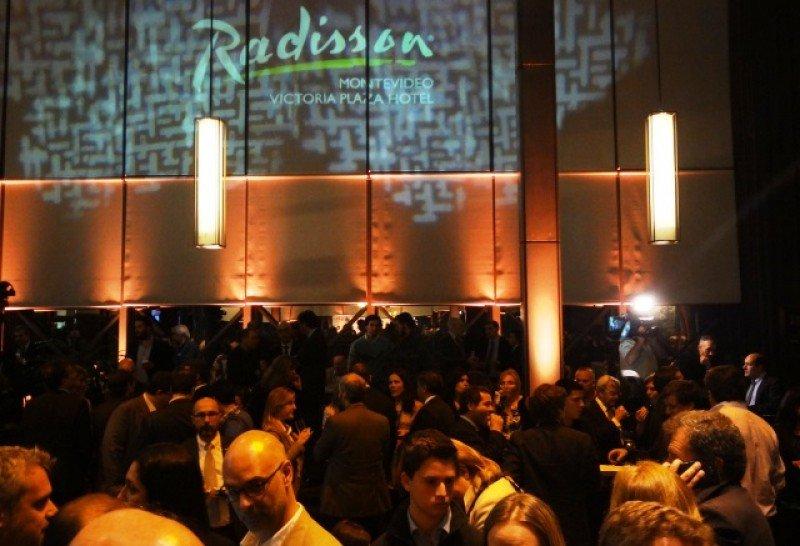 Cientos de invitados asistieron a la presentación del plan de reformas.