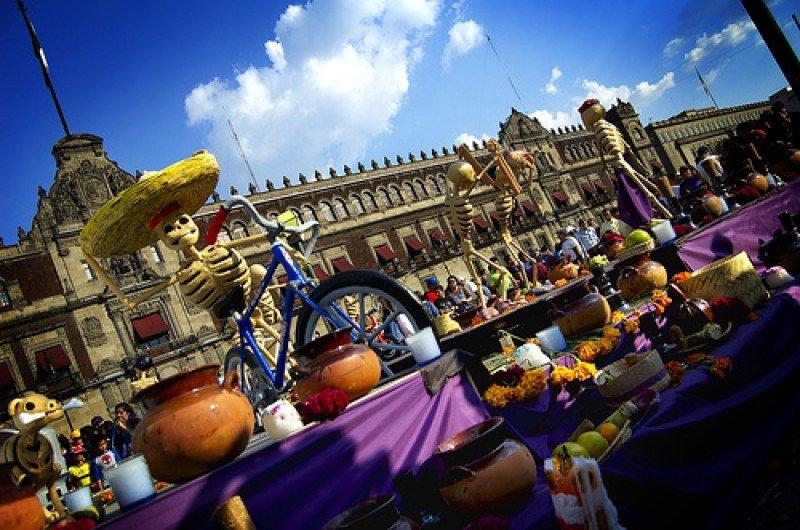 Día de los Muertos dejará casi US$ 60 millones en Ciudad de México.