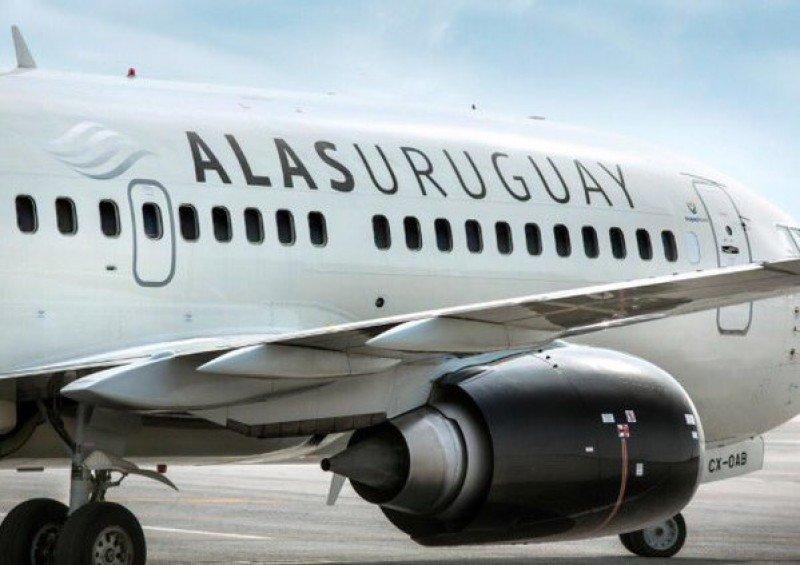 Alas Uruguay obtuvo el certificado de operador aéreo y Paraguay es su primer objetivo