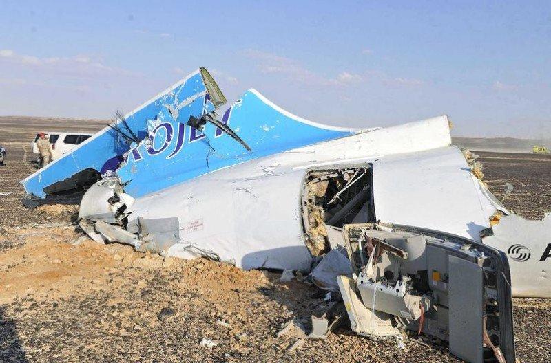 Lufthansa y Air France no sobrevolarán el Sinatí hasta que se aclare el accidente del avión ruso