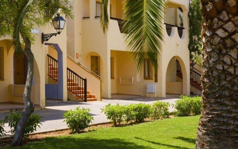 Jardines de los Globales Apartamentos Bouganvilla.