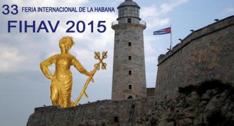 FIHAV 2015 espera 150.000 visitantes