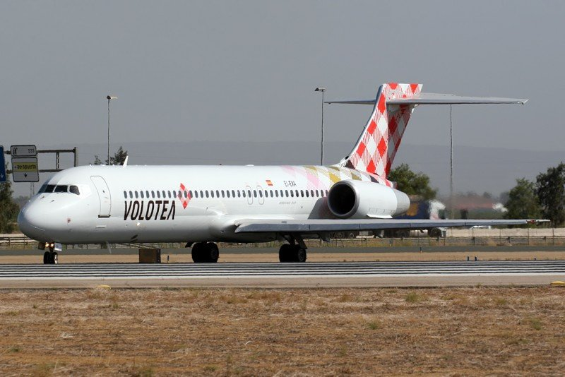 Volotea inaugura su tercera base en Italia que conectará con dos destinos en España