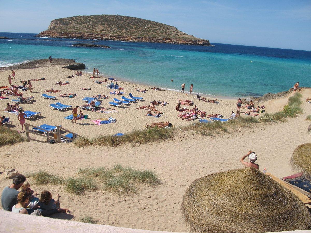 Los viajeros Pack escogen destinos nacionales, sobre todo la playa.