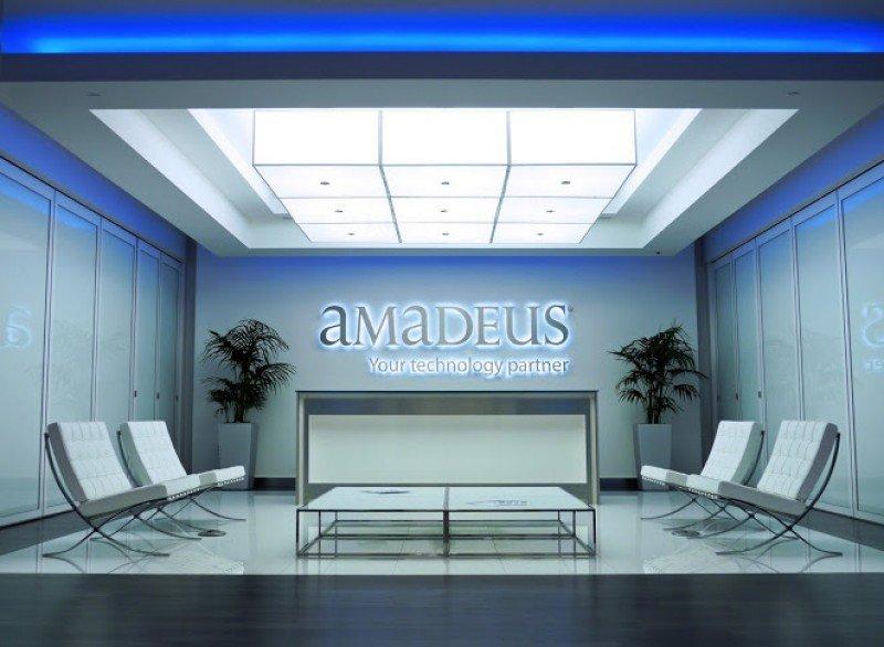 Amadeus gana 565 M € hasta septiembre, un 9% más