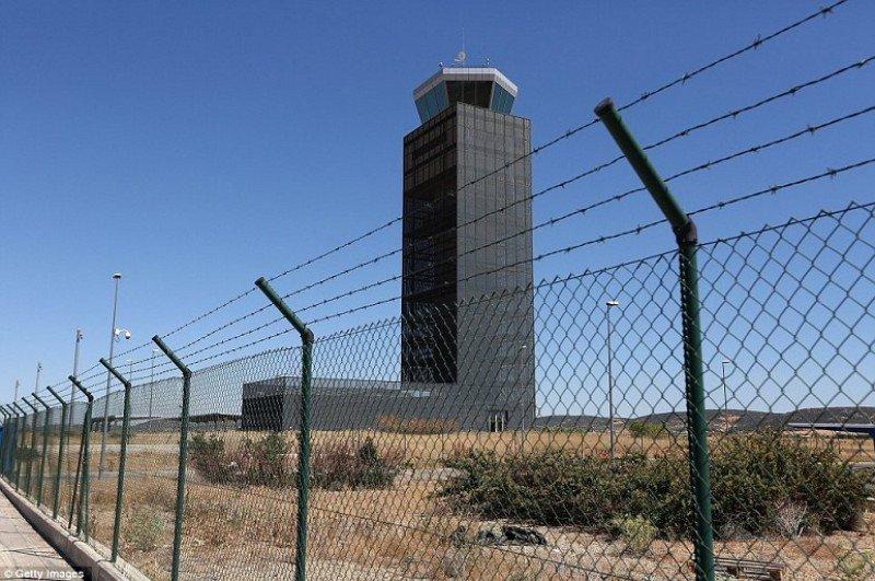 Anulan la subasta del Aeropuerto de Ciudad Real