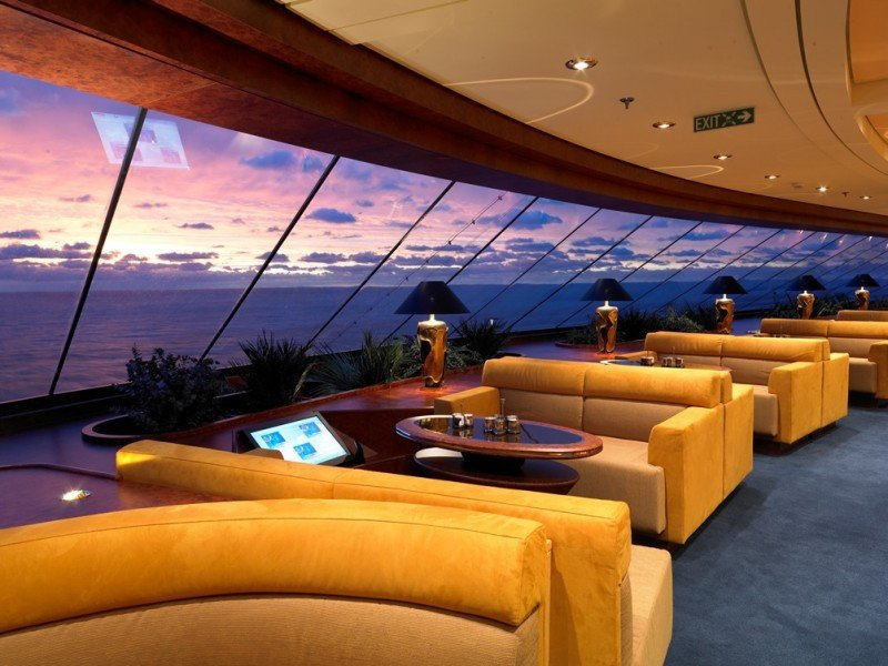Foto MSC Yacht Club.