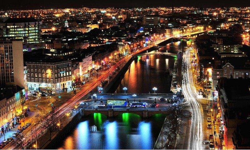Los hoteles de Dublín aumentaron su RevPar más de un 20%.