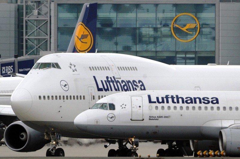 Lufthansa impugna la huelga ante el Tribunal Laboral de Düsseldorf y de Darmstadt