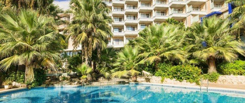 Hotel Delfín Mar.
