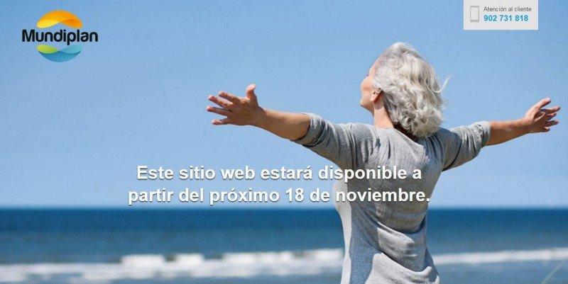 Web de Mundiplan.
