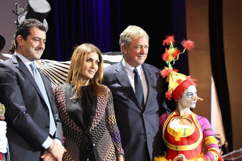 MSC Cruceros invertirá 20 M € en incorporar espectáculos del Cirque du Soleil