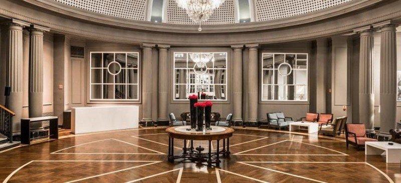 La cadena ha continuado con el reposicionamiento de sus hoteles, prestando especial atención a la marca NH Collection. En la imagen, el NH Collection Gran Hotel Zaragoza.