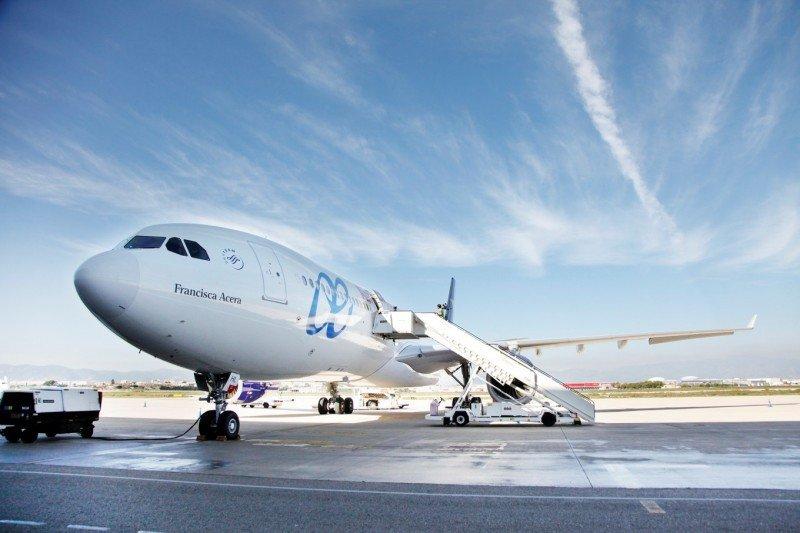Fotonoticia: Air Europa presenta su Airbus 330 all business