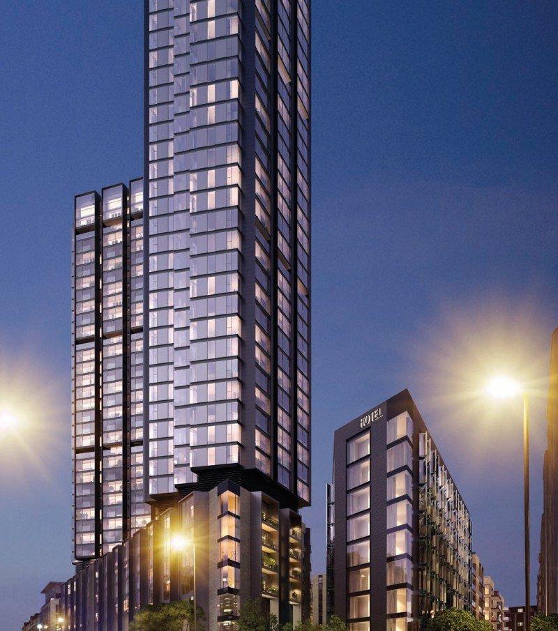 Imagen del futuro nhow London, cuya apertura está prevista para 2019.