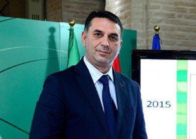 Francisco Javier Fernández Hernández, consejero de Turismo y Deporte.