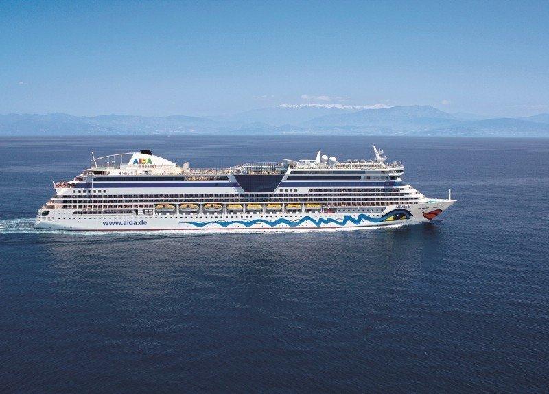 Aida Cruises, primera compañía de cruceros alemana que entra en China