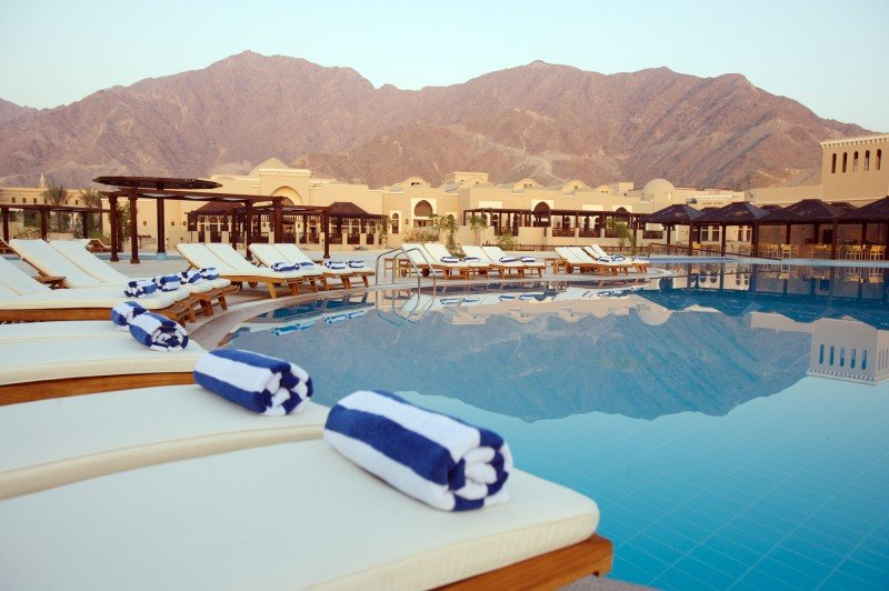 Los destinos de largo radio son cada vez más populares en Alemania. Resort en Emiratos Árabes de Iberotel, marca de TUI Group.