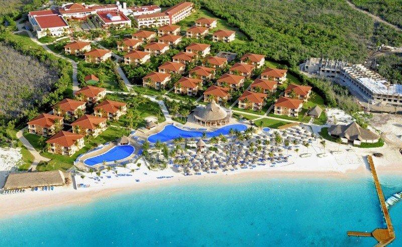 Fotografía del Ocean Maya Royale, en Riviera Maya.
