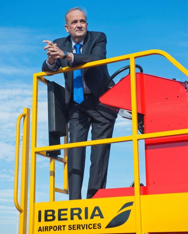 Iberia vuelve a operar el handling en El Prat, después de 9 años de su traumática salida