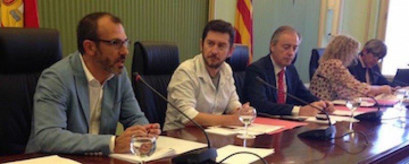 El vicepresidente del Govern y consejero de Turismo, Biel Barceló, recientemente presentó los presupuestos de su departamento para 2016.