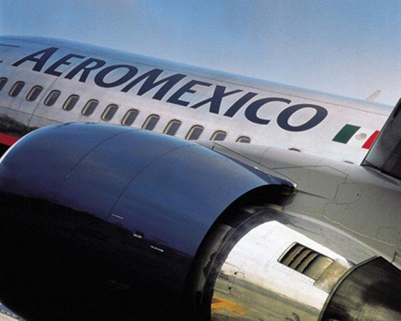Aeroméxico se dispara un 32% en Bolsa por la intención de compra de Delta