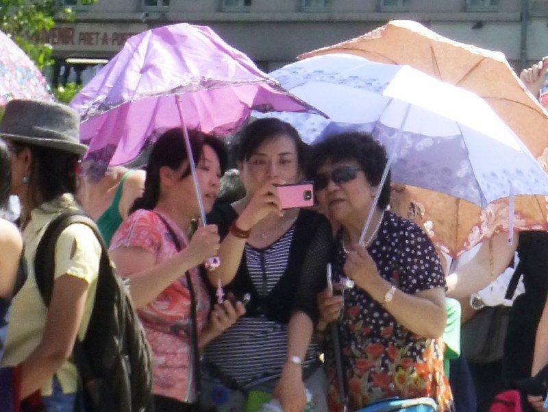 El turismo procedente de Asia va a continuar creciendo en Europa en los próximos años.